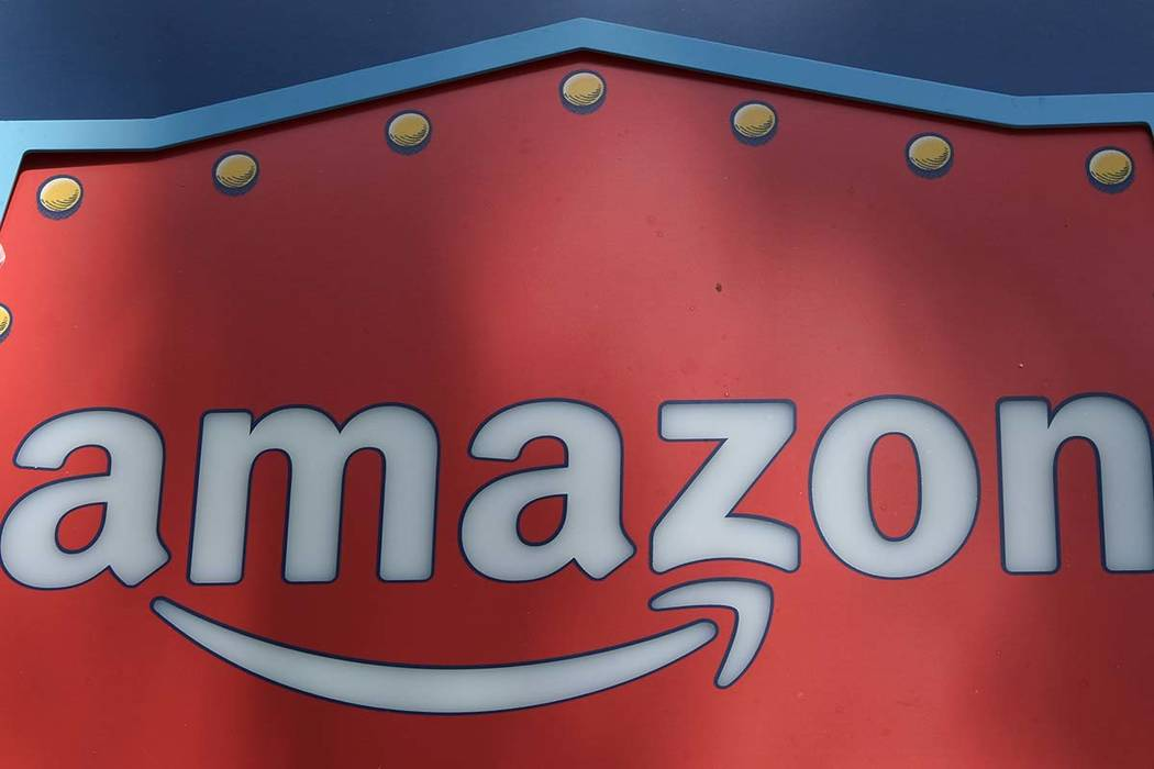 Amazon has eclipsed Microsoft as the most valuable publicly traded company in the U.S. as a see-sawing stock market continues to reshuffle corporate America's pecking order. (Richard Vogel/AP, File)