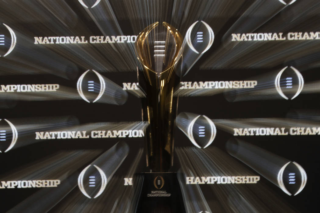 Officials put brakes on college football playoff expansion talk