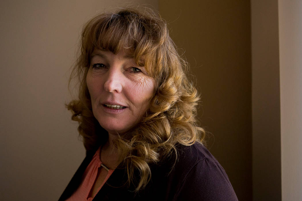 Clark County Commissioner Marilyn Kirkpatrick. (Elizabeth Brumley Las Vegas Review-Journal) @EliPagePhoto