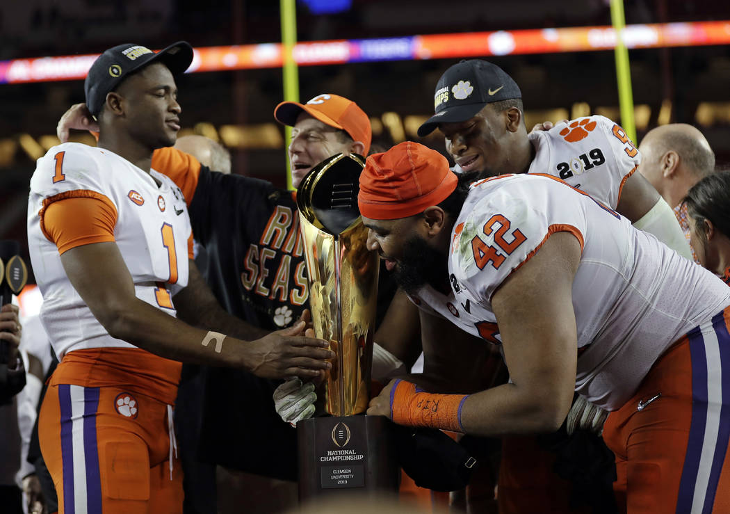 2020-21 College Football Playoff: Schedule, dates ... - NCAA