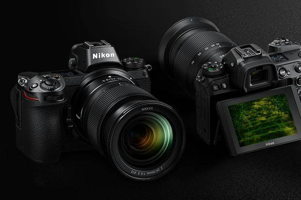 Nikon is showcasing its new Z-series mirrorless digital cameras at CES 2019. (Nikon)