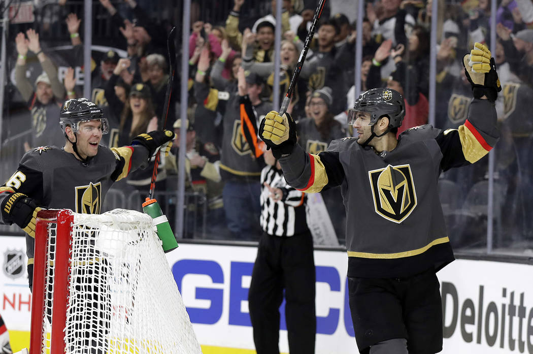 Golden Knights  schedule ramps up starting with San Jose  eb8222f2b