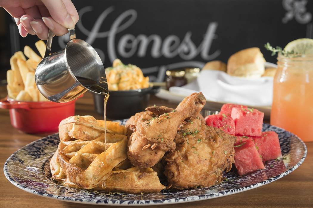 5 Places In Las Vegas That Elevate The Humble Chicken Dinner Las