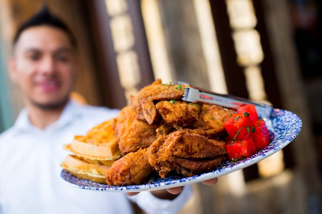 Signature Chicken (Yardbird Southern Table & Bar)