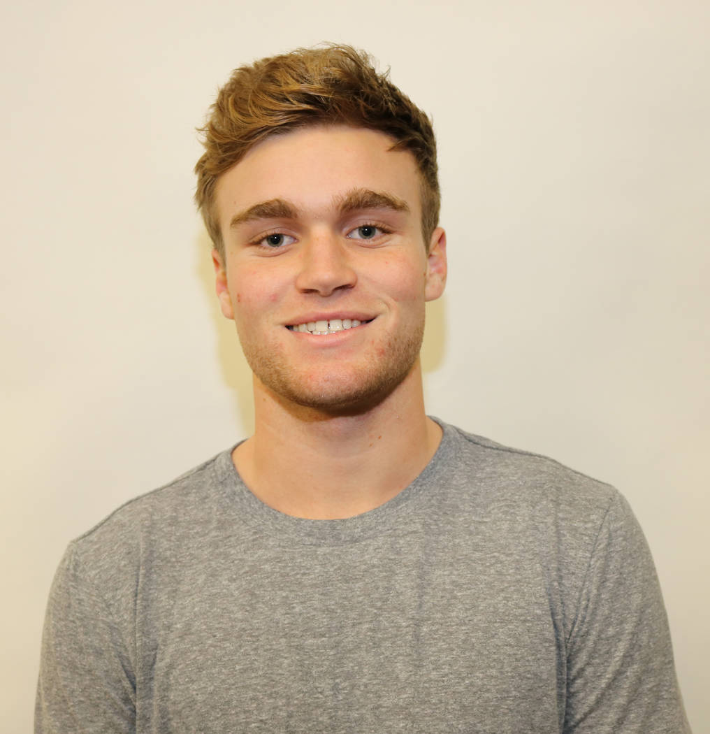 QB Tate Martell, Bishop Gorman (5-11, 190): The senior passed for 2,362 yards and 41 TDs with just one interception. He rushed for 1,257 yards and 21 TDs, and was named the Southwest League Offens ...