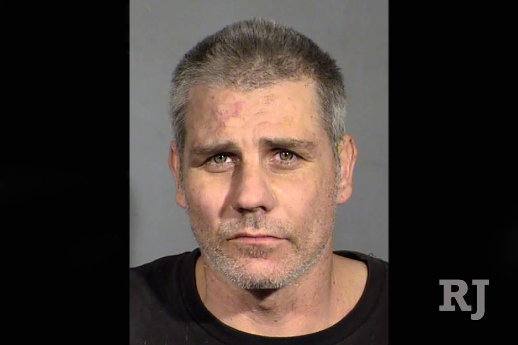 Russell Fowler, 41 (Las Vegas Metropolitan Police Department)