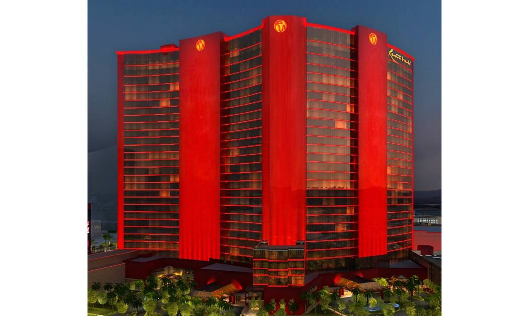 A rendering of what Resorts World will look like when completed (Courtesy)