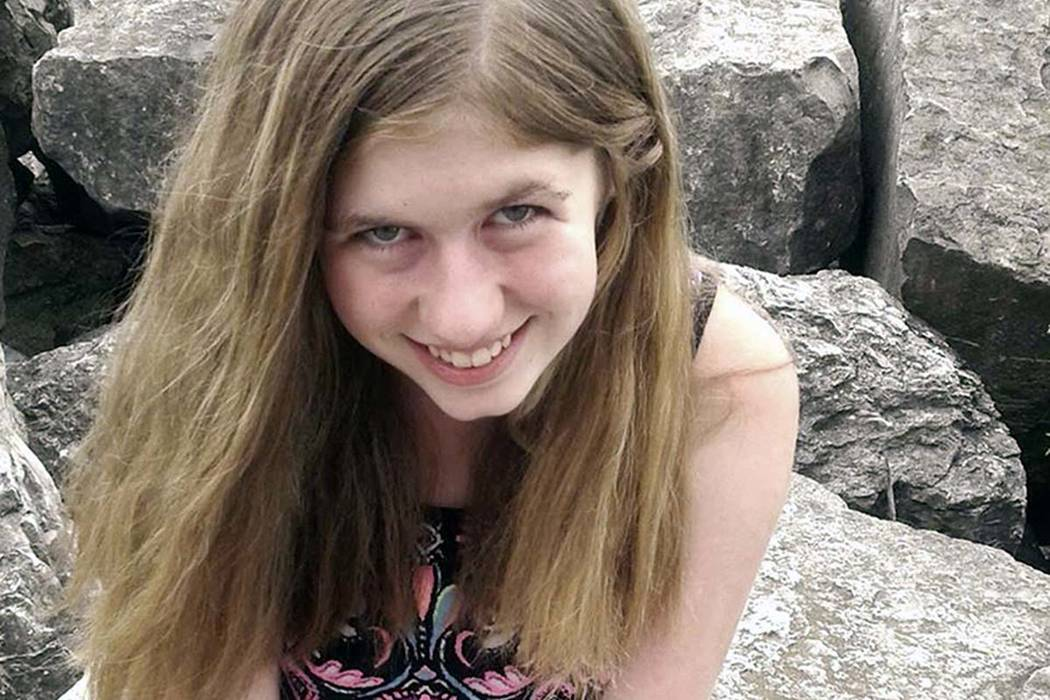 Wisconsin girl found alive months after parents killed