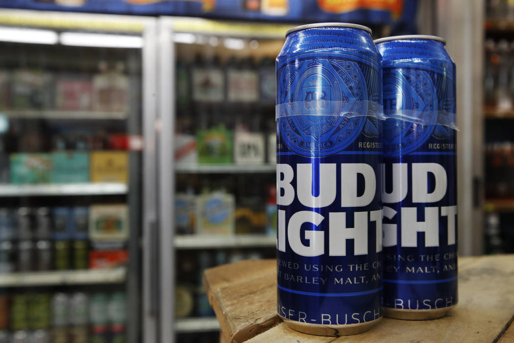 Starting next month, packages of Bud Light will have prominent labels showing the beer's ingredients and calories as well as the amount of fat, carbohydrates and protein in a serving. Bud Light ...