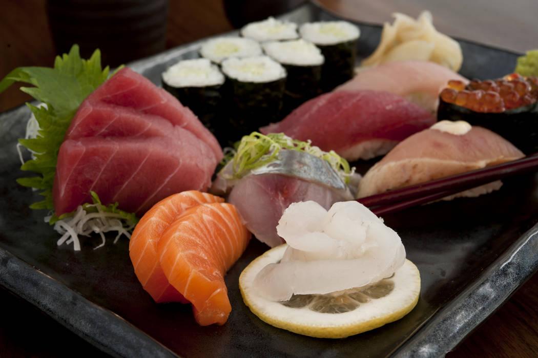 (Blue Ribbon Sushi Bar & Grill)
