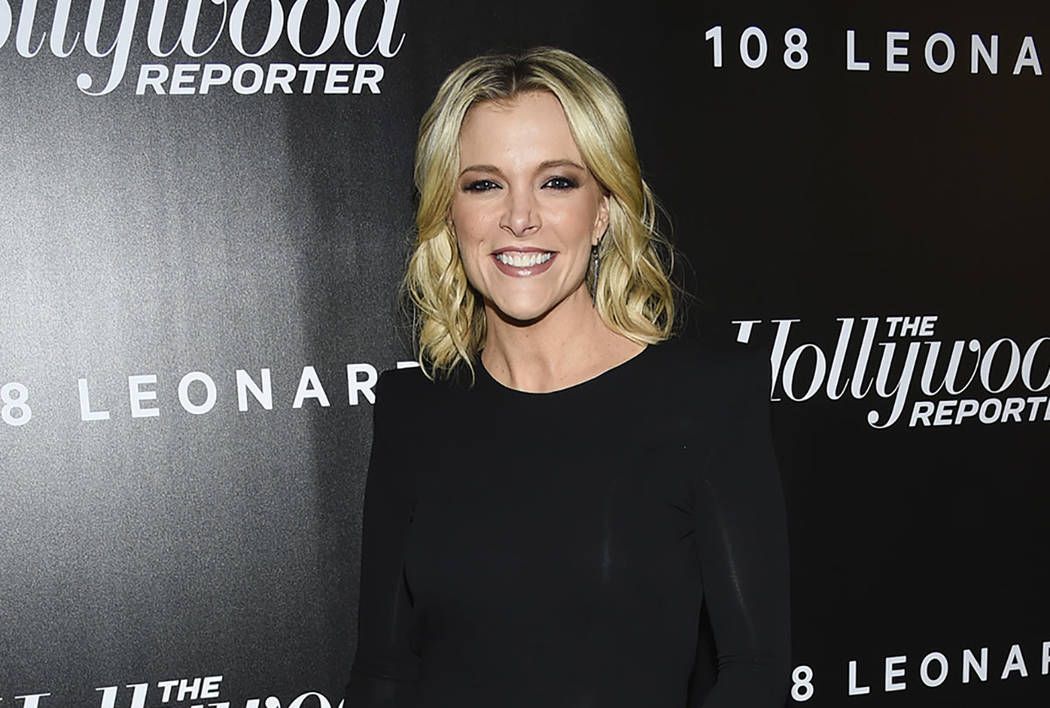 TV journalist Megyn Kelly attends The Hollywood Reporter's annual 35 Most Powerful People in Media event at The Pool in New York in April 2018. (Photo by Evan Agostini/Invision/AP)