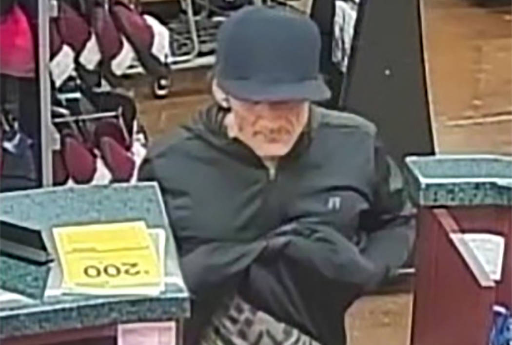 robbery suspect (LVMPD)