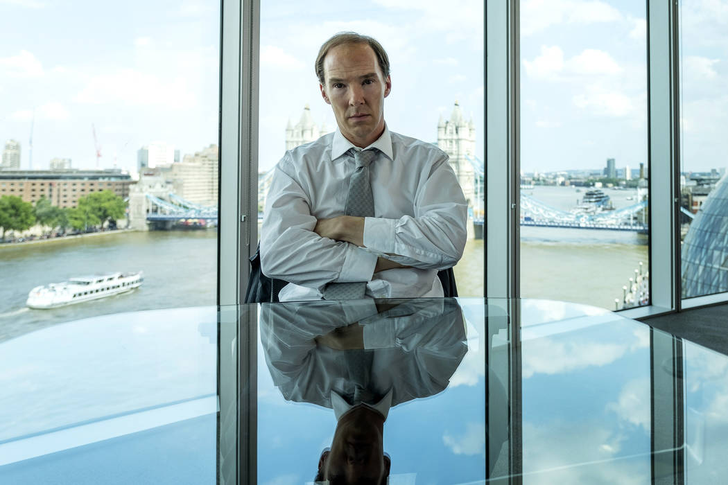 """Benedict Cumberbatch stars as Dominic Cummings in HBO's """"Brexit."""" (Nick Wall/HBO)"""
