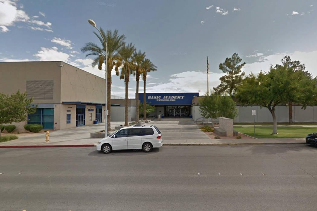 Basic High School (Google Maps)