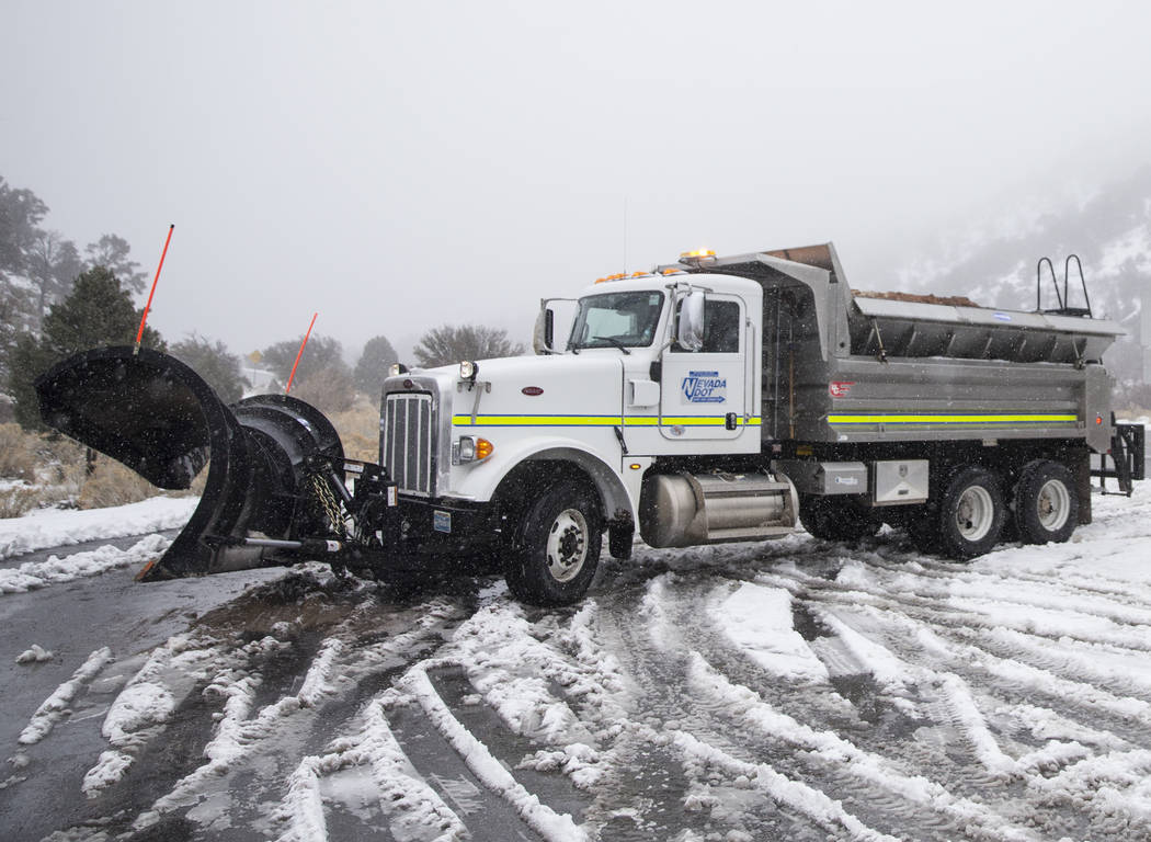 Hyundai North Charleston >> Storm drops 7 inches of snow on Lee Canyon — VIDEOS | Las ...