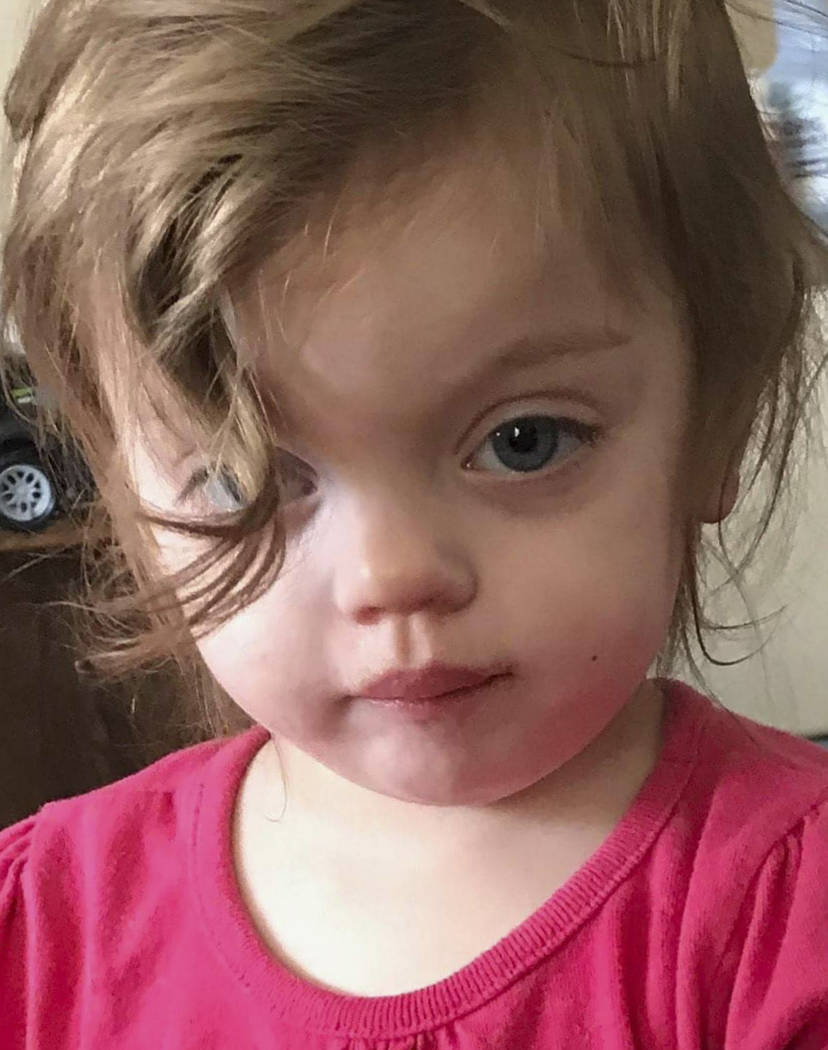 This undated family photo provided by Lindsay Van Schoick shows his granddaughter Sofia Van Schoick, who was found dead outside her house in sub-zero weather early Monday, Jan. 14, 2019, in Newpor ...