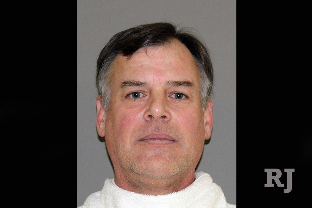 This booking photo provided by the Denton County Jail shows John Wetteland. The former major league pitcher was arrested, Monday, Jan. 14, 2019, in Texas and charged with continuous sex abuse of a ...