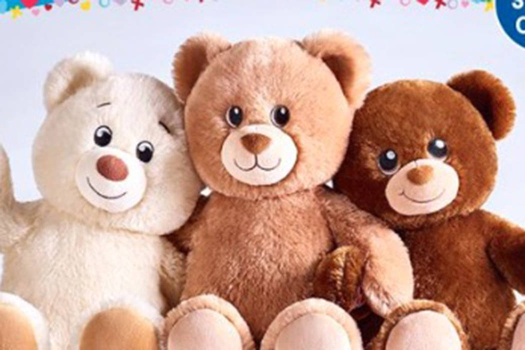 During a special two-day deal on Jan. 20 and 21, guests can make their own Lil' Cub teddy-bear for just $5.50, Build-A-Bear announced on Monday. (Build-A-Bear/Twitter)