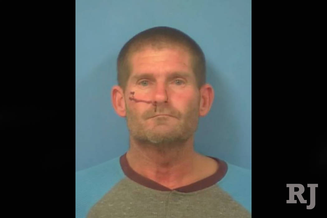 Jaime Propps (Nye County Sheriff's Office)