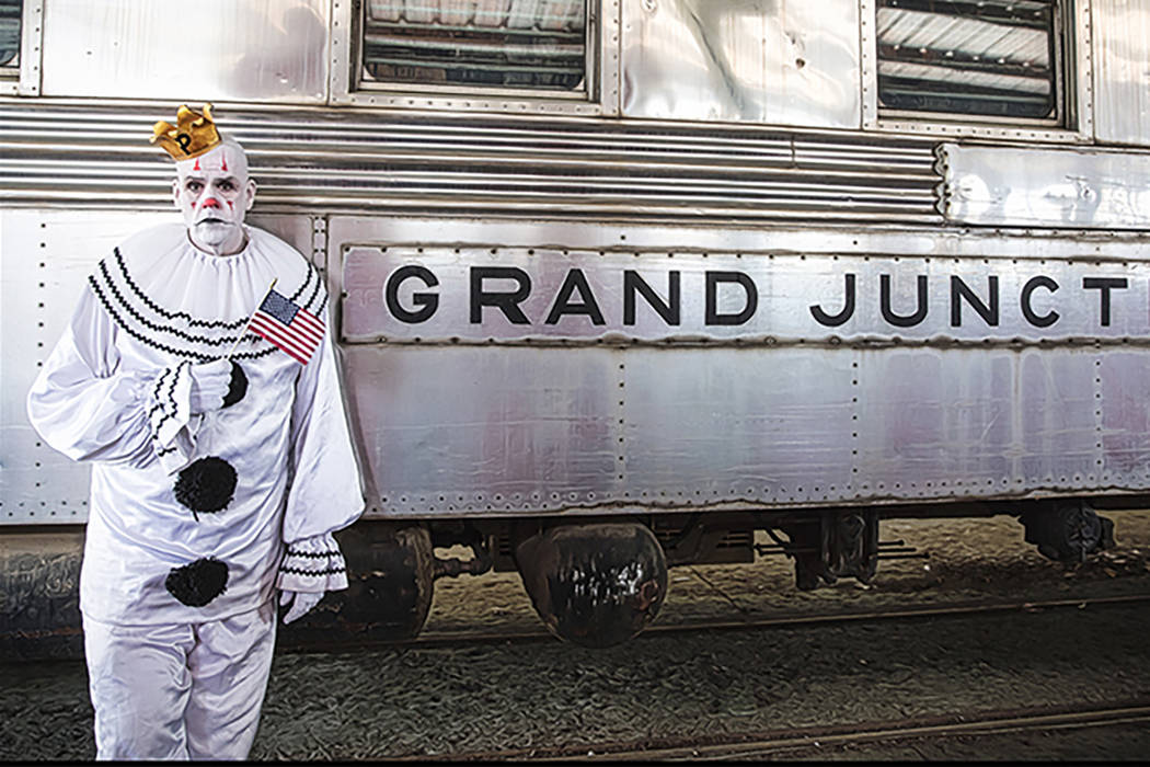 Puddles Pity Party makes its way to Cleopatra's Barge at Caesars Palace for nine shows beginning Jan. 17. (Emily Butler Photography)
