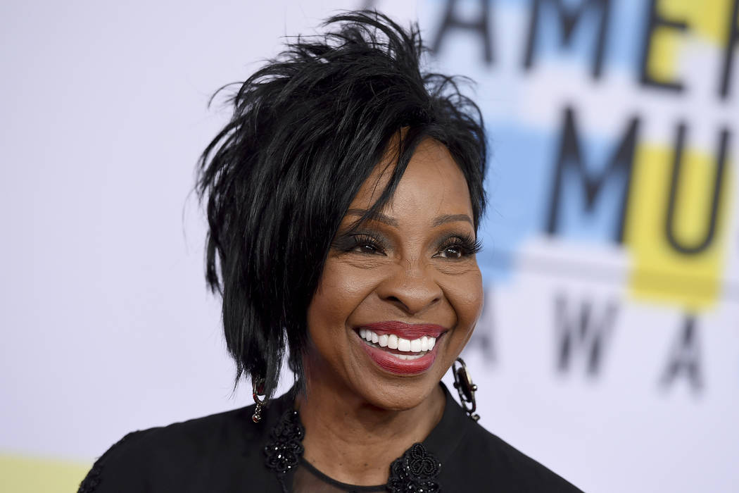 In this Oct. 9, 2018 file photo, Gladys Knight arrives at the American Music Awards at the Microsoft Theater in Los Angeles. (Photo by Jordan Strauss/Invision/AP, File)