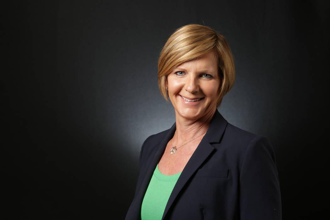 U.S. Rep. Susie Lee, D-Las Vegas (Michael Quine/Las Vegas Review-Journal) @Vegas88s
