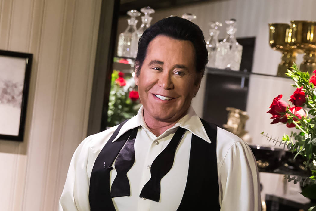 "Wayne Newton is moving his ""Up Close & Personal"" autobiographical stage show from Windows Showroom at Bally's to Caesars Palace's Cleopatra's Barge on Jan. 28. (Caesars Entertainment)"
