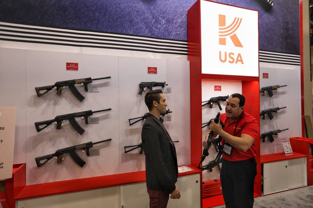 SHOT Show 2019: Kalashnikov USA may begin exporting products — VIDEO
