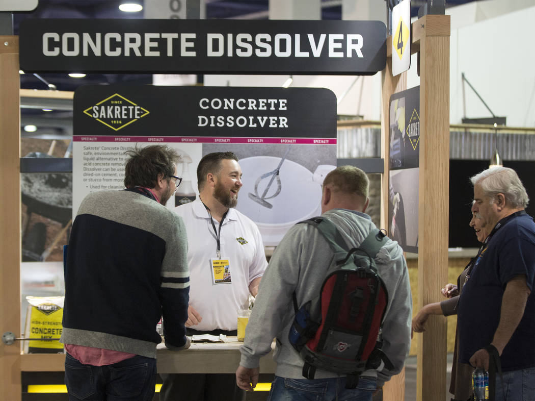 World Of Concrete 2019 Cordless Tools Create Buzz Las