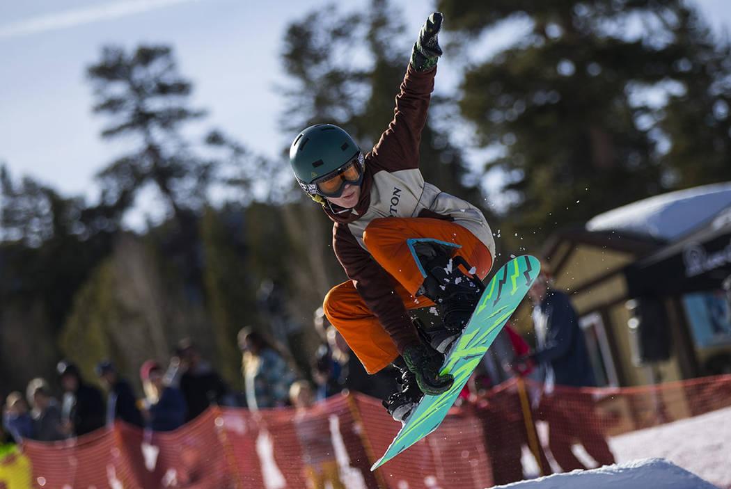 357e9e503159 Kids show off snow skills near Las Vegas — PHOTOS