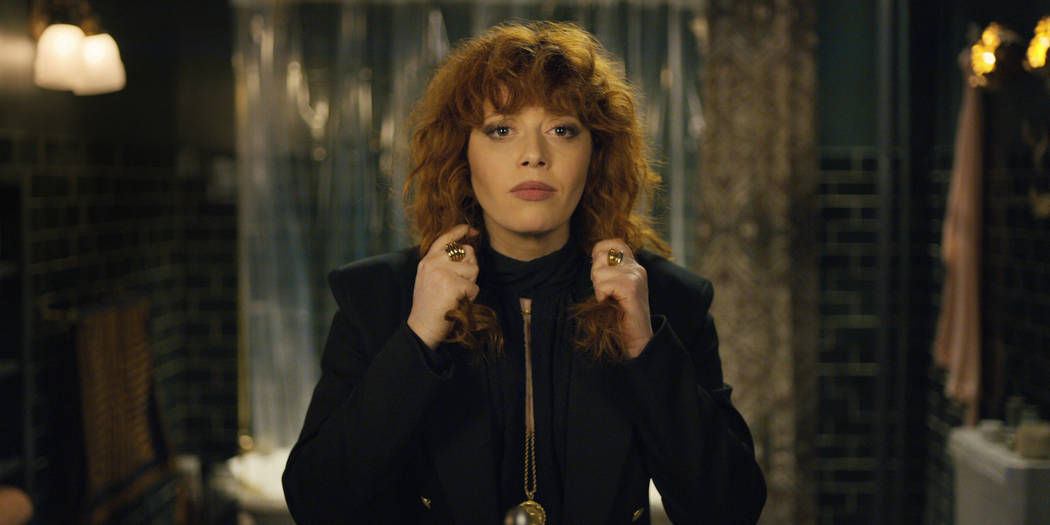 "Natasha Lyonne stars in ""Russian Doll."" (Netflix)"