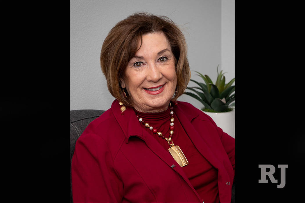Janet Carpenter, president of the Greater Las Vegas Association of Realtors. (Tonya Harvey/Special to the Las Vegas Review-Journal)