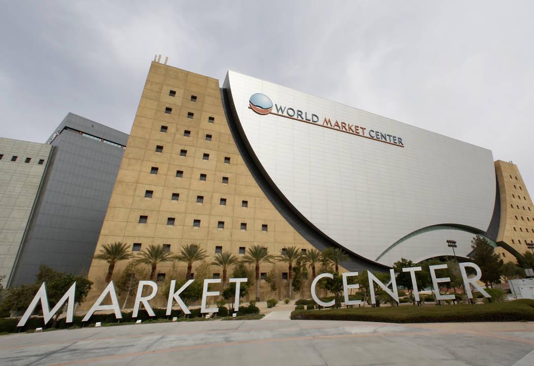 World Market Center photographed on Wednesday, April 4, 2018, in Las Vegas. (Bizuayehu Tesfaye/Las Vegas Review-Journal) @bizutesfaye