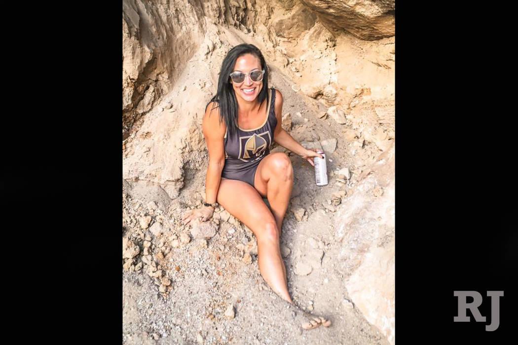 Longtime KOMP-FM personality Brittney Cason died on Wednesday, Jan. 23, 2019 in Las Vegas. (Brittney Cason Facebook)