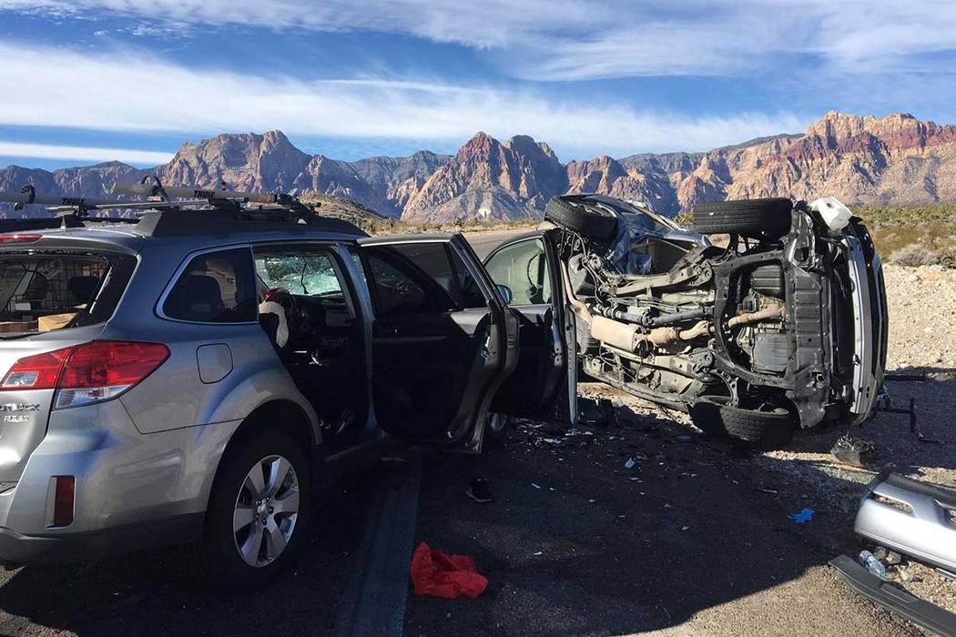 (Trooper Travis Smaka/Nevada Highway Patrol)