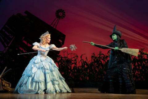 """Wicked"" (The Smith Center)"