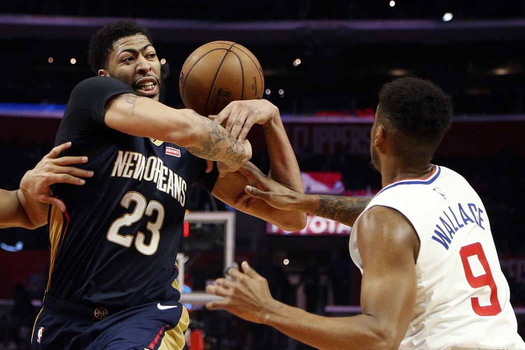 Anthony Davis Tells Pelicans He Won T Re Sign Requests