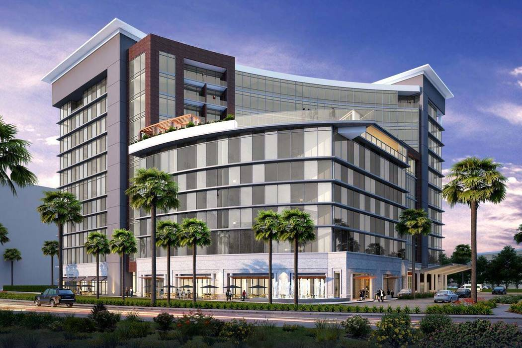 Caesars Building Its First Us Non Gaming Hotel In Arizona Las