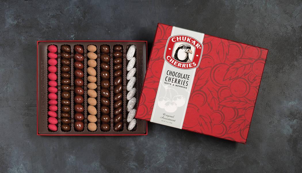 Chukar Cherries Original Chocolate Assortment