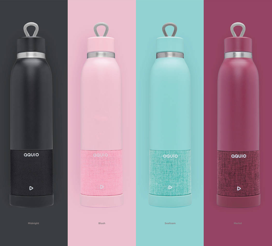 SDI Technologies Inc. AQUIO Blluetooth Waterproof Speaker Bottle