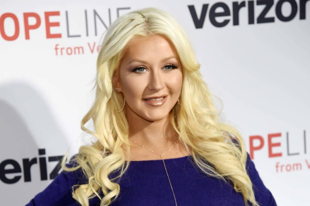 """Christina Aguilera has released a new song, """"Change,"""" following the mass shooting at an Orlando nightclub, Thursday, June 16, 2016. (Chris Pizzello/Invision/AP)"""