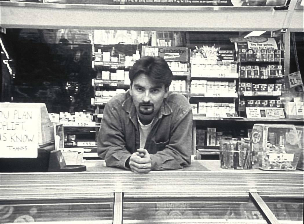"Brian O'Halloran in ""Clerks"" (Miramax)"