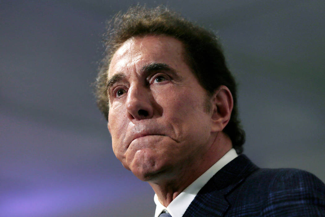 Steve Wynn would possibly per chance properly be in my notion fined by Nevada gaming regulators thumbnail