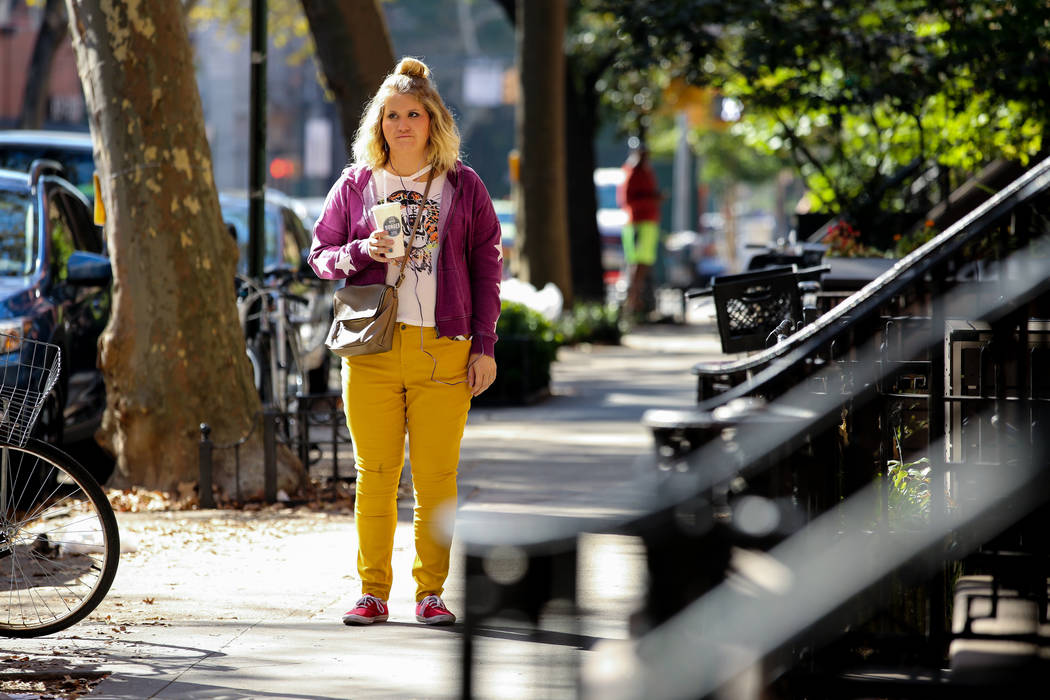 "Jillian Bell appears in ""Brittany Runs A Marathon"" by Paul Downs Colaizzo, an official selection of the Shorts Programs at the 2019 Sundance Film Festival. (Sundance Institute/Jon Pack)"