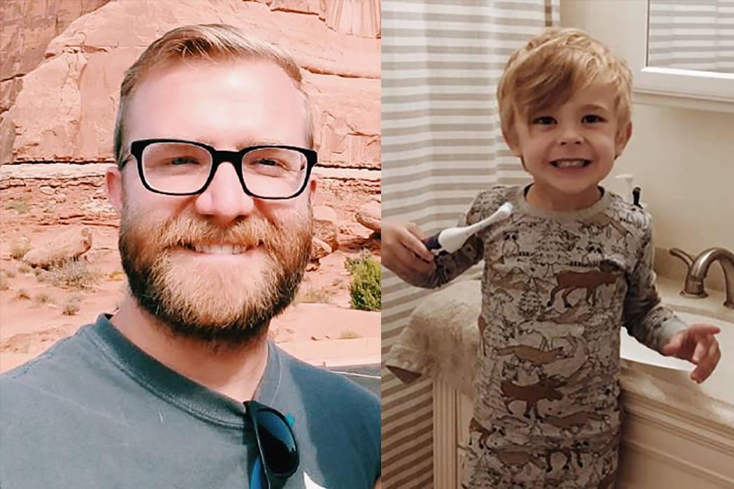 Cody and Noah Parrott (Atascadero Police Department, California)
