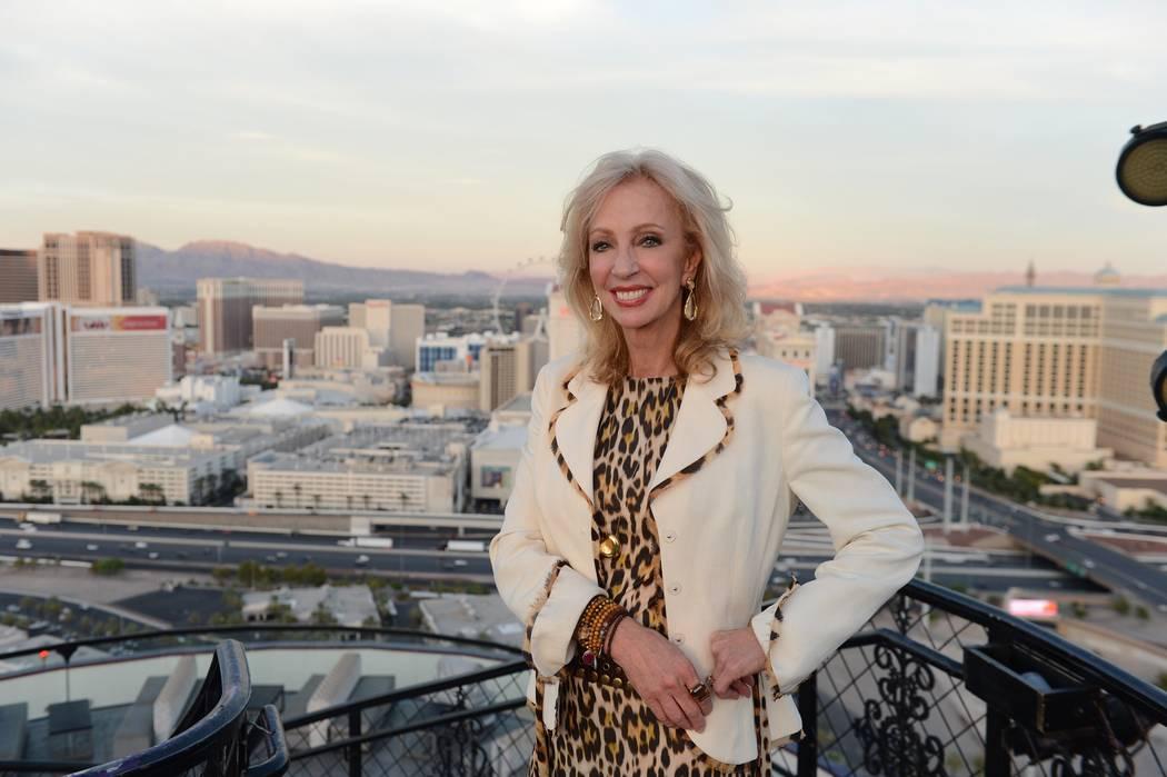 Former Las Vegas mayor Jan Jones Blackhurst (Caesars Entertainment)