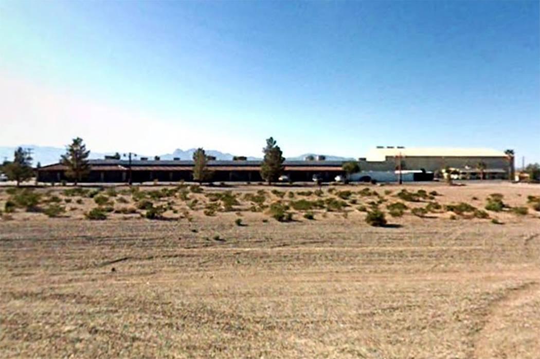 Northwest Academy in Amargosa Valley, Nevada (Google)