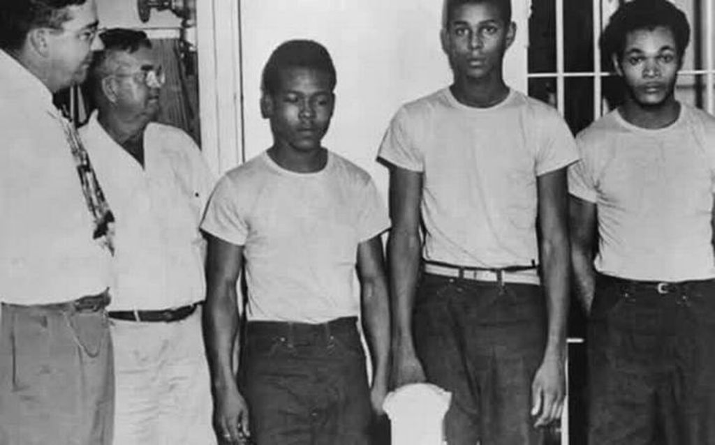Florida pardons 4 blacks accused of 1949 rape of white woman