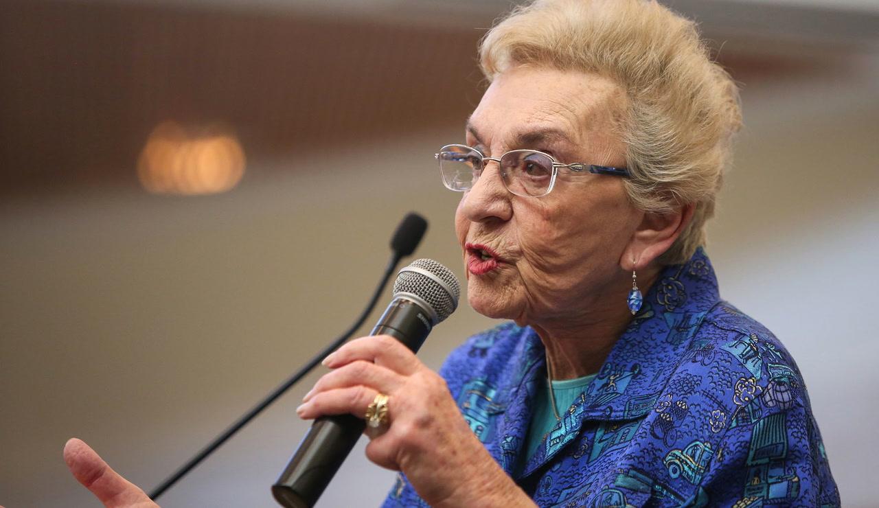 Holocaust Survivor On Schindler S List Shares Story In
