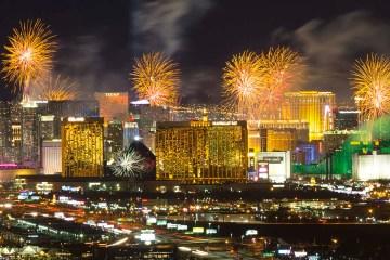 New Years Eve Las Vegas Las Vegas Review Journal